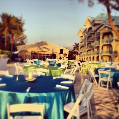 Corporate event at the Westin, Grand Cayman